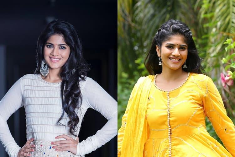 Megha Akash Fashion Profile