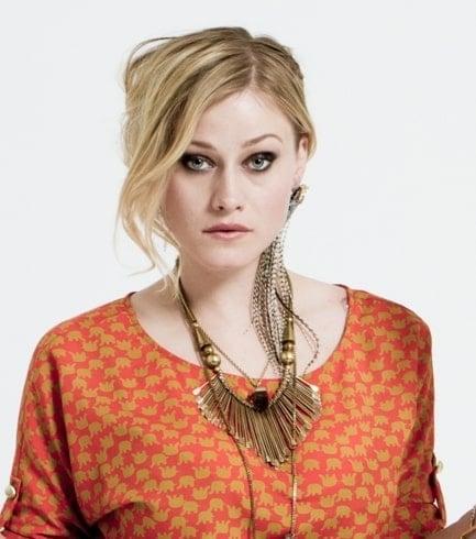 Olivia Taylor Dudley Makeup