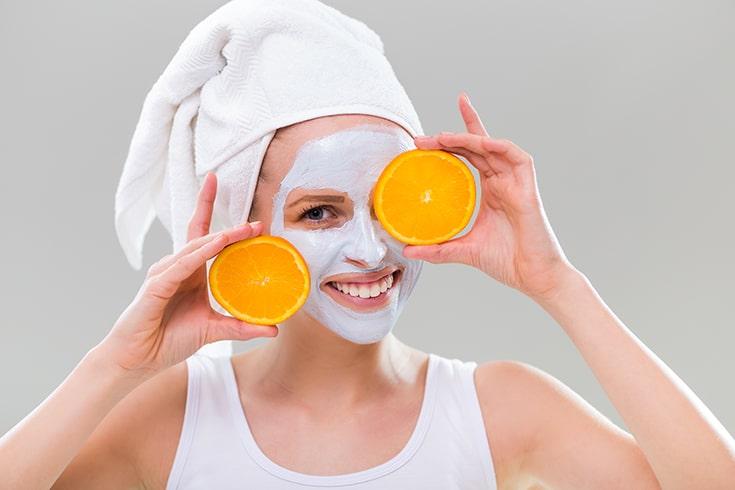 Oranges Benefits For Skin