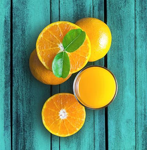 Oranges Nutrition