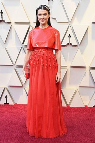 Rachel Weisz at Oscars 2019