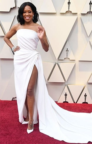 Regina King at Oscars 2019