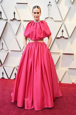 Sarah Paulson at Oscars 2019