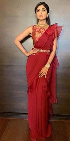 Shilpa Shetty Family Wedding