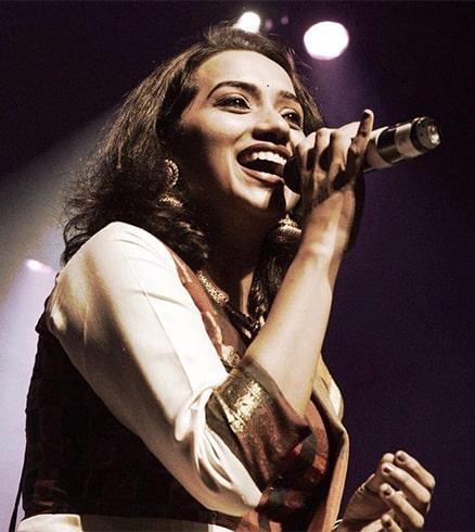 Singer Kalpana Raghavendar