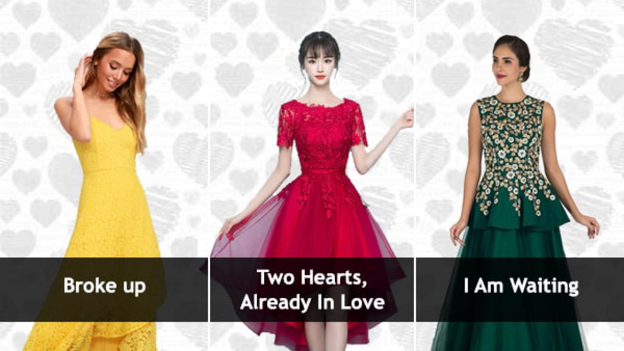 Decoding The Love Status With The Valentine S Day Dress Code 2020