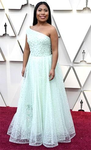 Yalitza Aparicio at Oscars 2019