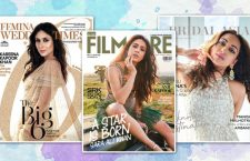 Bollywood Magazine Covers