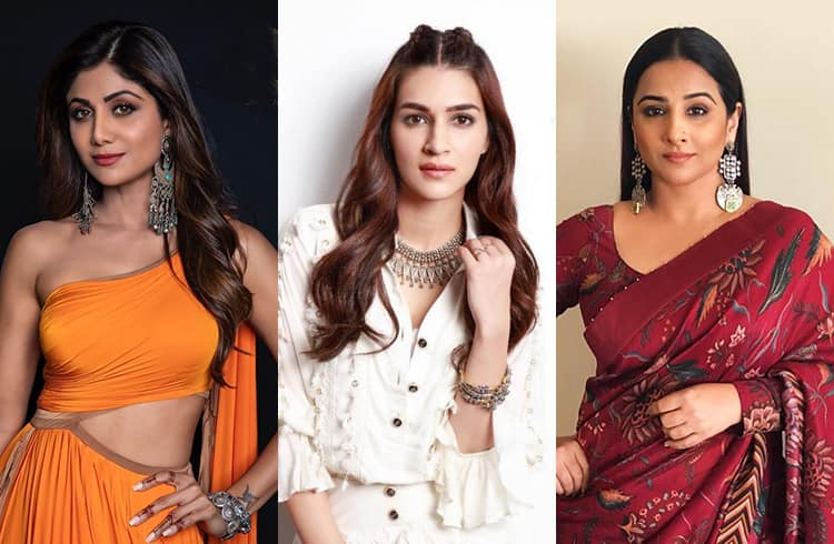 Celebrities wore Sangeeta Boochra Jewelry