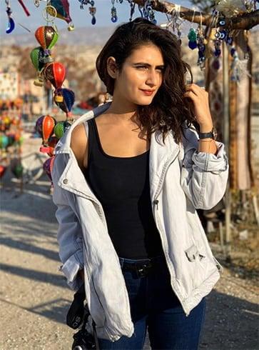 Fatima Sana Shaikh Beauty