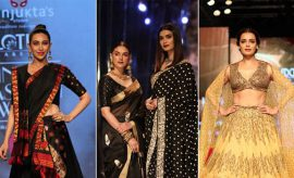 Highlights Of Lotus Make-Up India Fashion Week autumn winter 2019