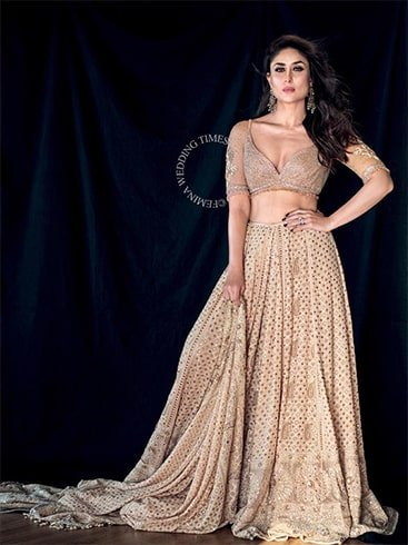 Kareena Kapoor Wedding Times Shoot