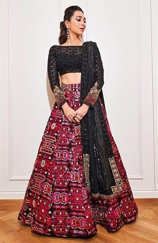 Karisma Kapoor Ethnic Style