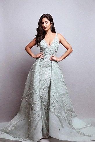 Katrina Kaif at Filmfare Awards 2019