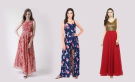 Latest Maxi Dresses
