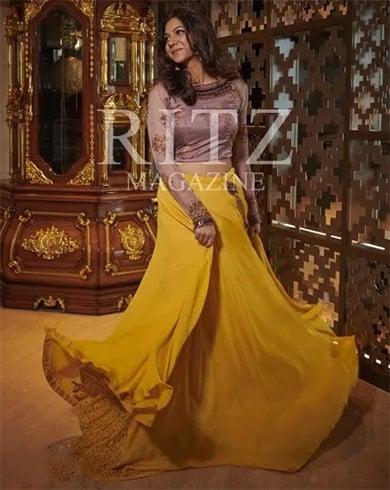 Madonna Sebastian Ritz Magazine