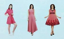 Pretty Pink Dresses