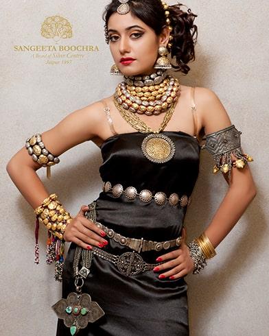 Sangeeta Boochra Jewellery