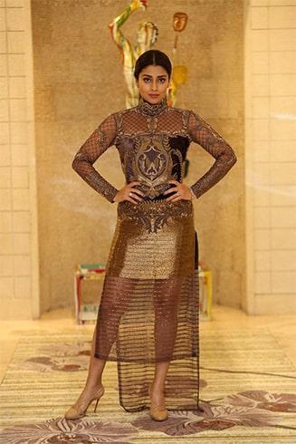 Shriya Saran Dresses