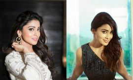 Shriya Saran Fashion Profile