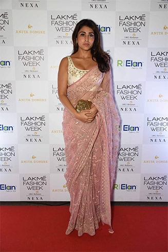 Shriya Saran Lakme Fashion Week