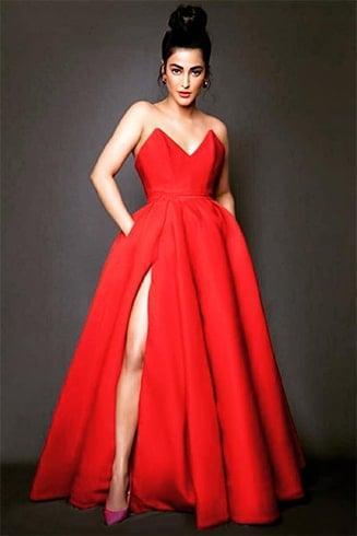 Shruti Hasaan at Filmfare Awards 2019