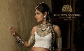 Silver Centtre By Sangeeta Boochra