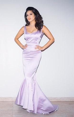 Sunny Leone at Zee Cine Awards 2019