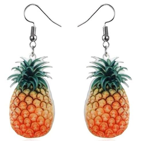 Swag Pineapple Earrings