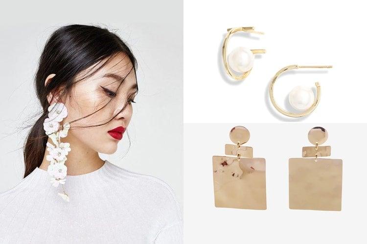 2021 Latest Artificial Earrings