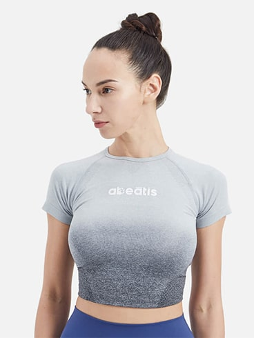Abeātis Gradient Yoga Top