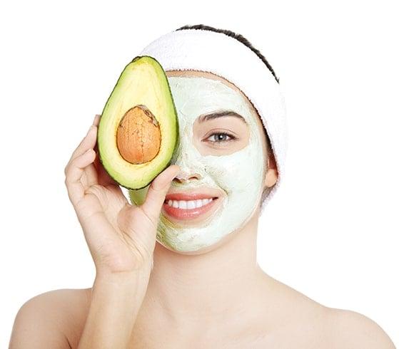 Avocado Face Pack