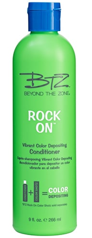 Beyond the Zone Rock On Vibrant Color Depositing Conditioner