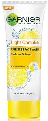 Garnier Light Complete Face Wash
