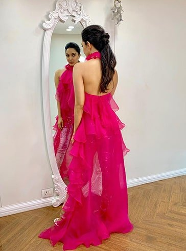 Kiara Advani At HT Most Stylish Awards 2019