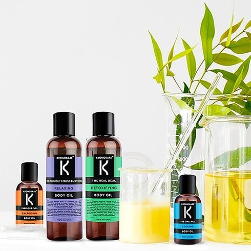 Kronokare Skin Care Products