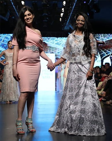 Laxmi Agarwal India Runway Week 2019
