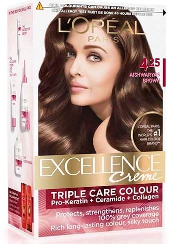 LOreal Aishwarya Brown
