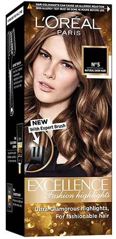 LOreal Honey Blonde Highlights No.5