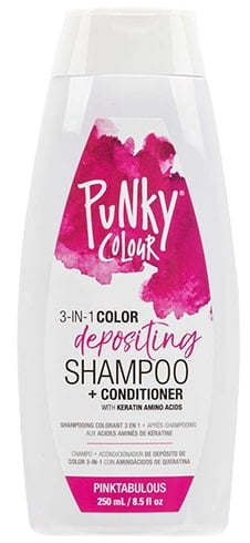 Punky Colour 3-in-1 Color Depositing Shampoo Conditioner