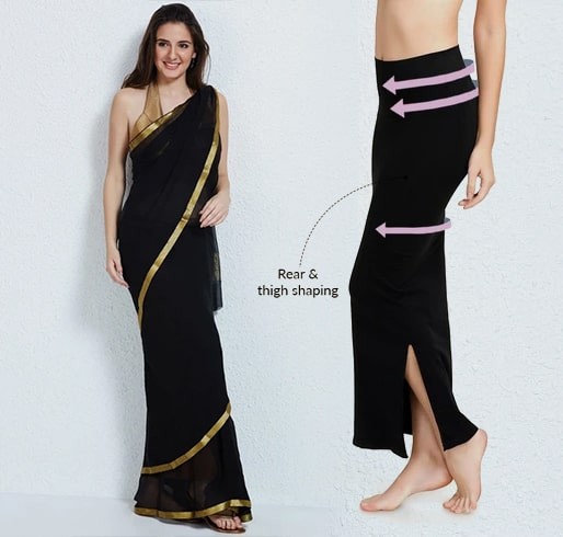Shaper Petticoat for Saris