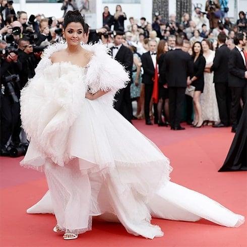 Aishwarya Rai Cannes Red Carpet