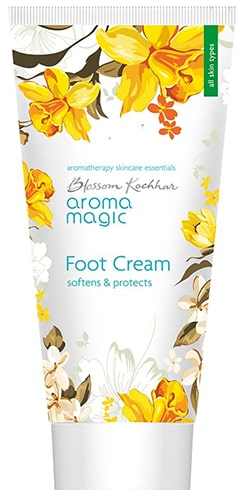 Aroma Magic Foot Cream Softens Protects