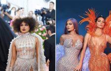 Celebrities at Met Gala 2019