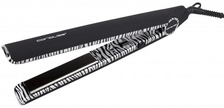 Corioliss C1 Hair Straightener Platinum Zebra