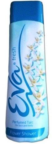 Eva Perfumed Talc for Face & Body-Fresh