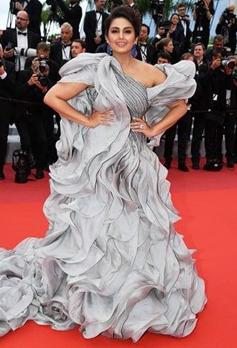 Huma Qureshi Cannes Red Carpet