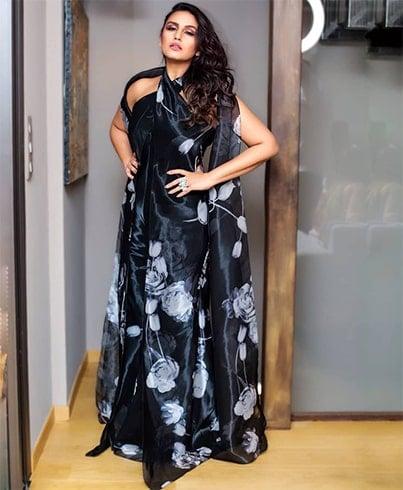 Huma Qureshi Vanity Fair After-Party