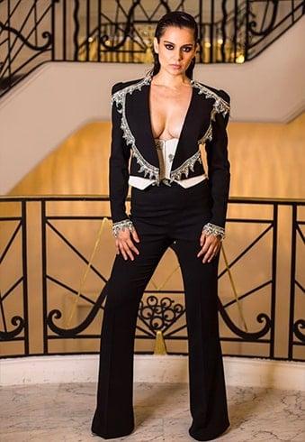 Kangana Ranaut at Cannes Film Festival 2019