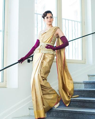 Kangana Ranaut at Cannes 2019